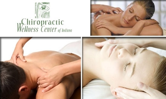 Chiropractic Wellness Center of Indiana - Carmel: $25 for Consultation, Exam, X-Rays, and a Treatment at Chiropractic Wellness Center of Indiana (Up to $250 Value)