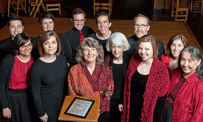 Cappella Clausura: EXULTET! - Eliot Church of Newton: Cappella Clausura: EXULTET! at Eliot Church of Newton on Sunday, May 3, at 4 p.m. (Up to 45% Off)