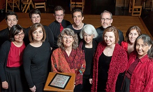 Cappella Clausura: EXULTET!: Cappella Clausura: EXULTET! at Eliot Church of Newton on Sunday, May 3, at 4 p.m. (Up to 45% Off)