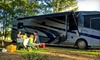 Live Oak Landing - Montgomery: $45 for a Two-Night Stay at a Waterfront RV Site at Live Oak Landing in Freeport ($89.98 Value)