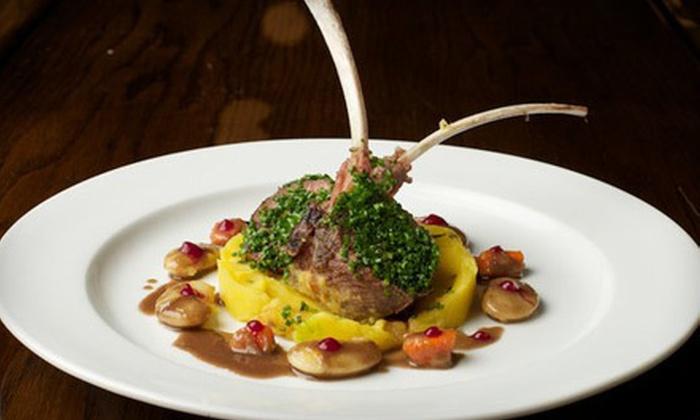 L'Artiste Restaurant - Astoria: Brunch for Two or Four at L'Artiste Restaurant in Astoria (Up to 53% Off)