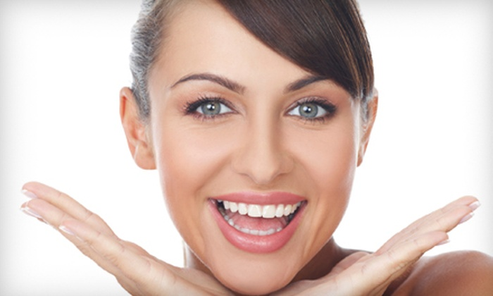 Unique Look Hair Design - Hudson Bay Industrial: $99 for a Pearl Teeth Whitening at Unique Look Hair Design ($250 Value)