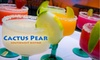 Cactus Pear - Multiple Locations: $10 for $20 Worth of Southwest Bistro Cuisine at Cactus Pear