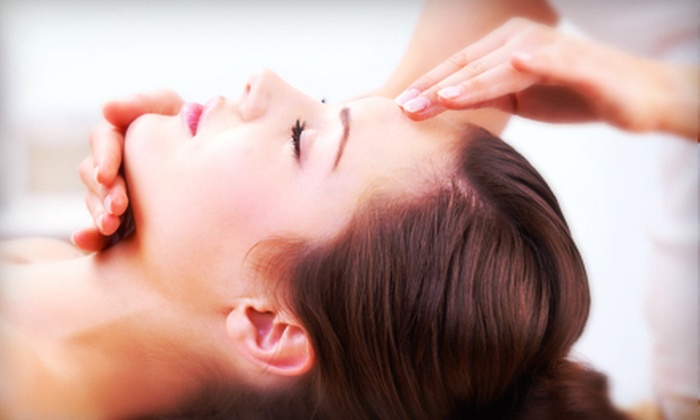 The Atelier - Egypt Lake-Leto: Skincare Facial with Optional Microdermabrasion or Facial Package with Body Scrub at The Atelier (Up to 61% Off)