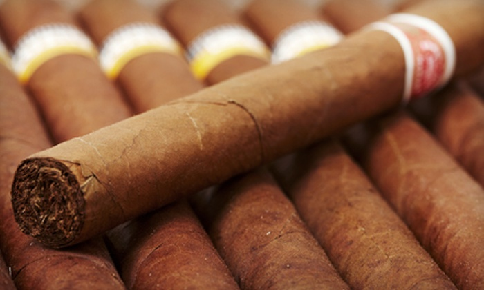 Cuenca Cigars - Parkside: $12 for $25 Worth of Cigars and Accessories at Cuenca Cigars in Hollywood