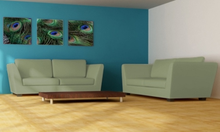 Nation's Best Carpet Care - Pasadena: $199 for Upholstery Cleaning and Scotchguard Treatment for a Sofa and Loveseat from Nation's Best Carpet Care ($399 Value)