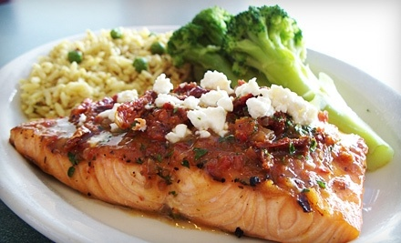 Barnacle Bill's: $10 Worth of Lunch Fare - Barnacle Bill's in St. Augustine
