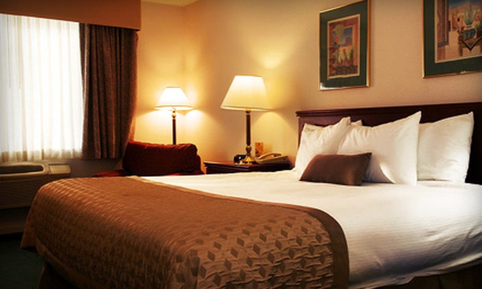 Ramada Limited Salt Lake City - Draper: $69 for a Hotel Package for Two at the Ramada Limited Salt Lake City in Draper (Up to $139 Value)
