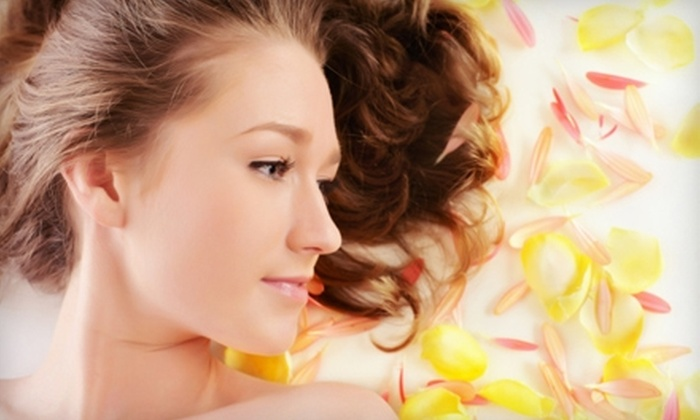 Boagie and Bachall Spa on Vanadium - Scott Township: $85 for Key Largo Mini Escape Spa Package at Boagie and Bachall Spa on Vanadium ($175 Value) in Bridgeville