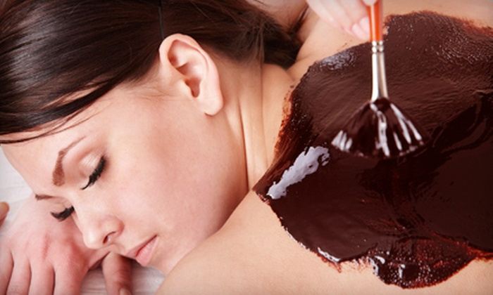 Original Flair Salon - East Columbus: One-Hour Chocolate-Rosemary-Mint Back Facial or Facial, Cut, and Eyebrow Wax Package at Original Flair Salon in Reynoldsburg (Up to 54% Off)