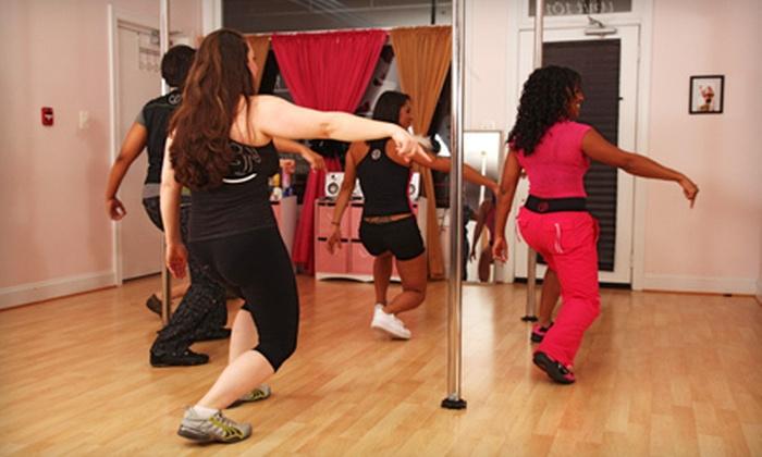 A Pole New You - Urbana: $30 Worth of Pole-Fitness Classes