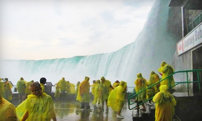 Niagara Fun Tours - Multiple Locations: Discover Niagara Tour for One or Two with Wine and Chocolate Tasting from Niagara Fun Tours (Up to 67% Off)