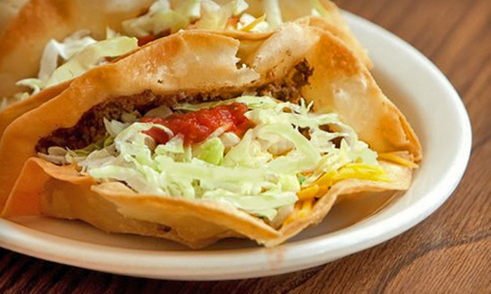 Maggies Authentic Mexican Foods - Downtown Lee's Summit: Dinner for Two or Four or $8 for $16 Worth of Mexican Fare at Maggie's Authentic Mexican Foods in Lee's Summit