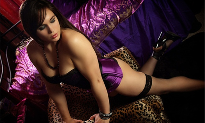 Argentina Leyva Photography - West Town: $175 for a Four-Hour Boudoir Photo Shoot with Hair, Makeup, and Two Prints at Argentina Leyva Photography ($965 Value)
