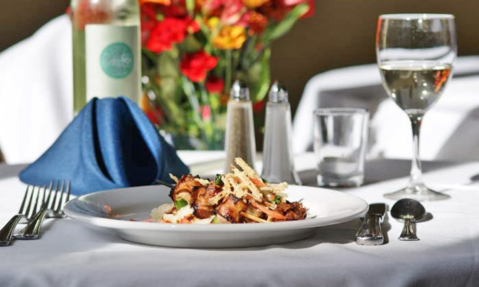 The Hotel Frankfort - Frankfort: American Bistro Cuisine at The Hotel Frankfort (40% Off). Two Options Available.