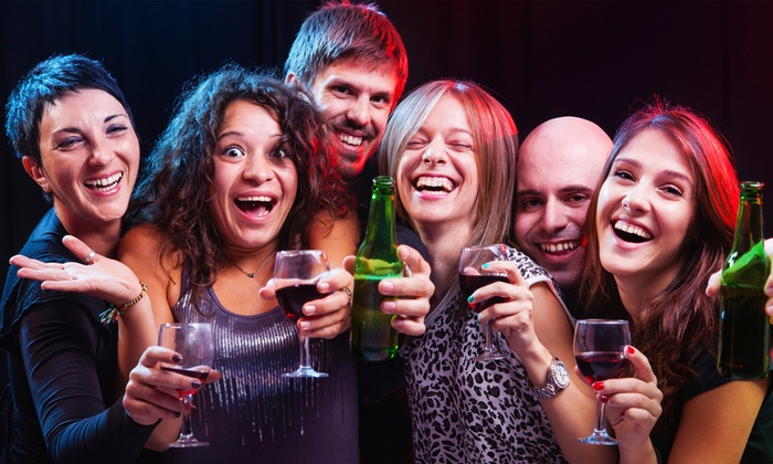 Keep Crawling Pub Crawls: $10 for a Regular District Pub Crawl from Keep Crawling Pub Crawls ($20 Value)
