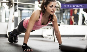 Owasso Women's Only Fit Body Boot Camp: 6 Weeks of Boot Camp or 16-Day Slim Down Camp at Owasso Fit Body Boot Camp (Up to 81% Off)