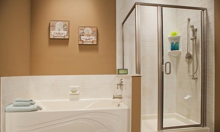 Bath Planet - Omaha: $100 for $1,000 Worth of Bathtub or Shower Renovations from Bath Planet