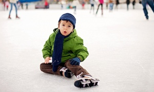 Ben Boeke Ice Arena: Learn to Skate Classes at Ben Boeke Ice Arena (35% Off). Two Options Available.