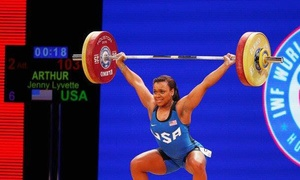 2016 USA Weightlifting National Championships & Olympic Trials : 2016 Weightlifting National Championship and Olympic Trials on May 6–8