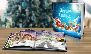 Personalized Children's Christmas Storybooks (Up to 80% Off)