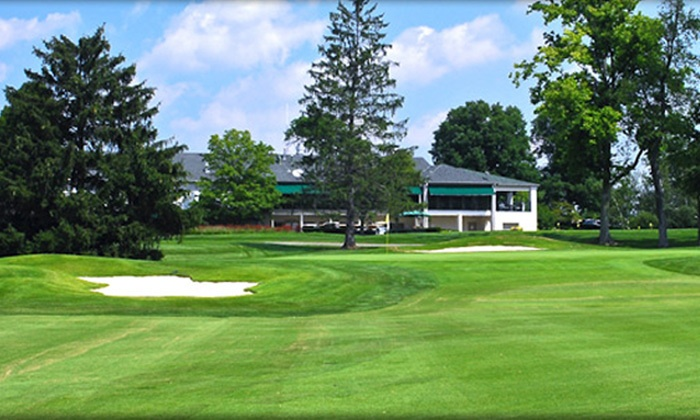 GMM Golf - Greenbrier Golf and Country Club: Up to 60% Off Golf Lessons at GMM Golf