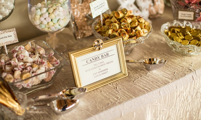 DGN Events & Design - San Jose: $255 for $500 Worth of Event Candy Buffet Table — DGN Events and Design