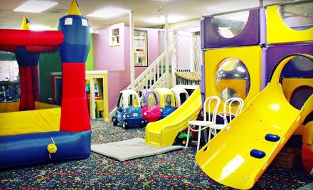 5 Drop-In Play Passes (a $42 value) - Busy Genie in Etobicoke