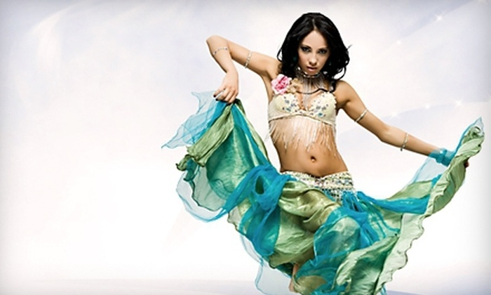 Authentic Belly Dancing Entertainment & Academy - Irving: One or Two Months of Belly-Dancing Classes at Authentic Belly Dancing Entertainment & Academy in Irving (Up to 56% Off)