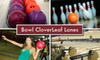 Cloverleaf Lanes - Independence: $5 for Three Games of Bowling and Shoe Rental at Cloverleaf Lanes (Up to $13.50 Value)