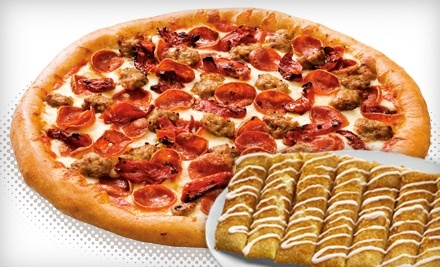 $10 Groupon to Toppers Pizza - Toppers Pizza in Milwaukee