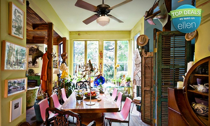Creative Alliance of New Orleans - Seventh Ward: $25 for Self-Guided Art Tour for Two from Art Home New Orleans ($50 Value)