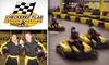 Checkered Flag Indoor Karting- OOB - Haverhill: $10 for a 30-Minute Mini-Cup Track Race Pass at Checkered Flag Indoor Karting ($20 Value)