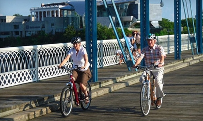 Chattanooga Electric Bikes - North Chattanooga Neighborhood Association: $15 for a Four-Hour Electric-Bike Rental at Chattanooga Electric Bikes ($35 Value)