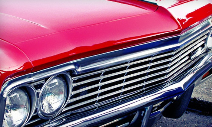 CP&S - North Crichton: Express Auto Detailing for Car, SUV, or Truck at CP&S (Up to 51% Off)