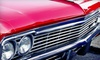 C P & S - North Crichton: Express Auto Detailing for Car, SUV, or Truck at CP&S (Up to 51% Off)