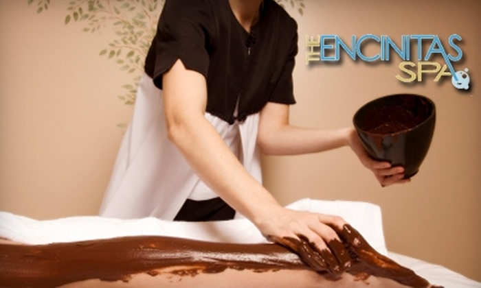 The Encinitas Spa - Encinitas: $25 for $65 Worth of Sugaring Hair Removal or $55 for Your Choice of Detox, Hydrating, or Toning Body Wrap (Up to $110 Value) at The Encinitas Spa