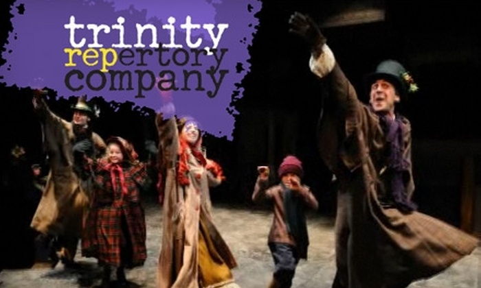 Trinity Repertory Company - Downtown Providence: $100 for Four Tickets to Any Friday Performance in the 2010-2011 Season from Trinity Repertory Company (Up to $264 Value)
