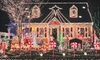 Texas Christmas Lights: Holiday-Light Installation Package from Texas Christmas Lights (Up to 75% Off). Three Options Available.