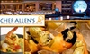 CLOSED Chef Allen's - Aventura: $25 for $50 Worth of Dinner and Wine at Chef Allen's