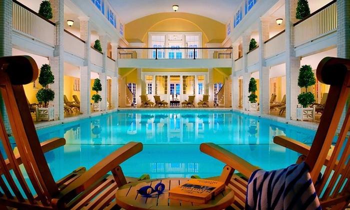 Omni Bedford Springs Resort - Bedford: Two-Night Stay for Two at Omni Bedford Springs Resort in Alleghany Mountains