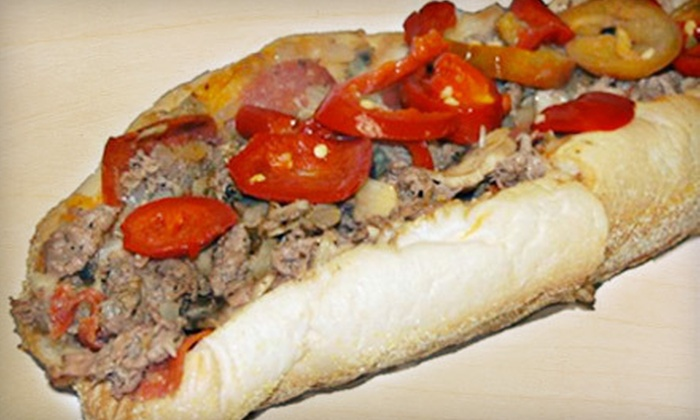 Wild Bill's Cheesesteaks & Grill - Multiple Locations: $10 for $20 Worth of American Fare for Two at Wild Bill's Cheesesteaks & Grill in Sacramento and Folsom