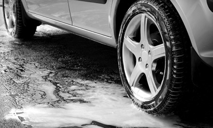 Hospitality Car Wash & Lube - North Loma Linda: Complete Ultimate Auto Detail at Hospitality Car Wash & Lube in San Bernardino (Up to 51% Off). Two Options Available.