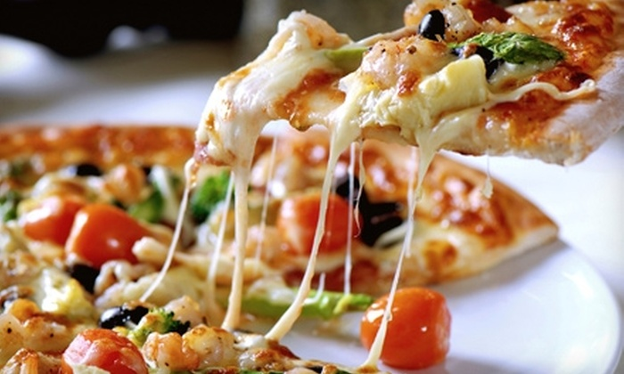 Pie Zanos Pizza Kitchen - Deer Valley: $9 for $18 Worth of Gourmet Eats at Pie Zanos Pizza Kitchen