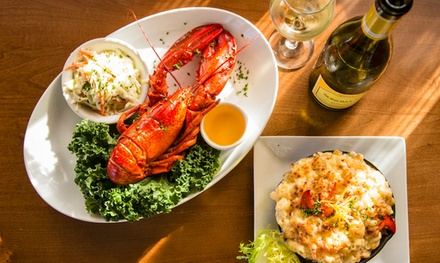 $22 for $40 Worth of Seafood, Sandwiches, and Flatbreads at Breakers Restaurant & Bar