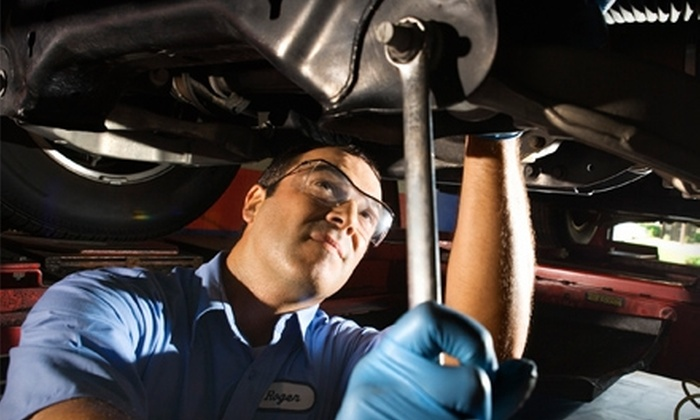 Up To 70 Off Auto Repair Package In Georgetown Mac Haik Ford