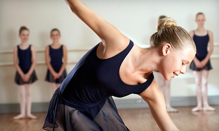 Define Dance & Arts Studio - Atascocita: $30 for Four Summer Dance Classes at Define Dance & Arts Studio in Humble ($60 Value)