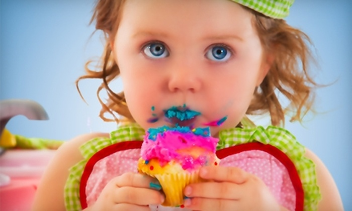 Cut the Cake - Wildme: $12 for a Dozen Cupcakes at Cut the Cake in Longwood ($24 Value)