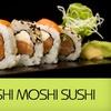 51% Off at Moshi Moshi Sushi