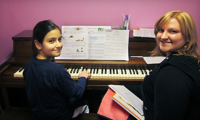 Music Authority - Music Authority School: Two or Four 30-Minute Private Music Lessons at Music Authority